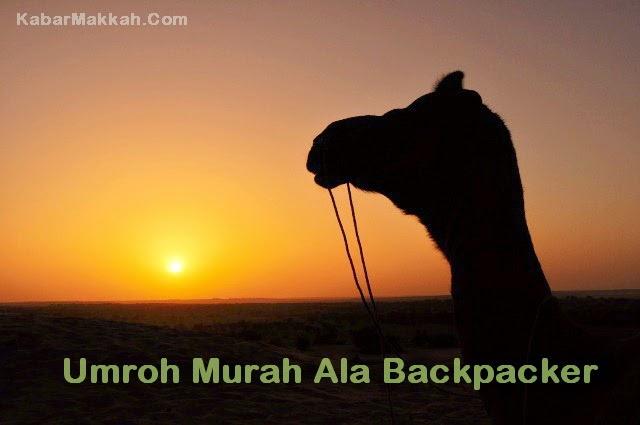 Umroh Murah Ala Backpacker