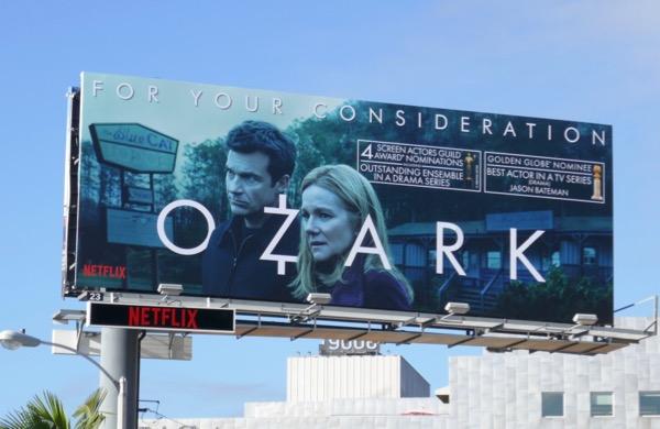 Ozark season 2 FYC billboard