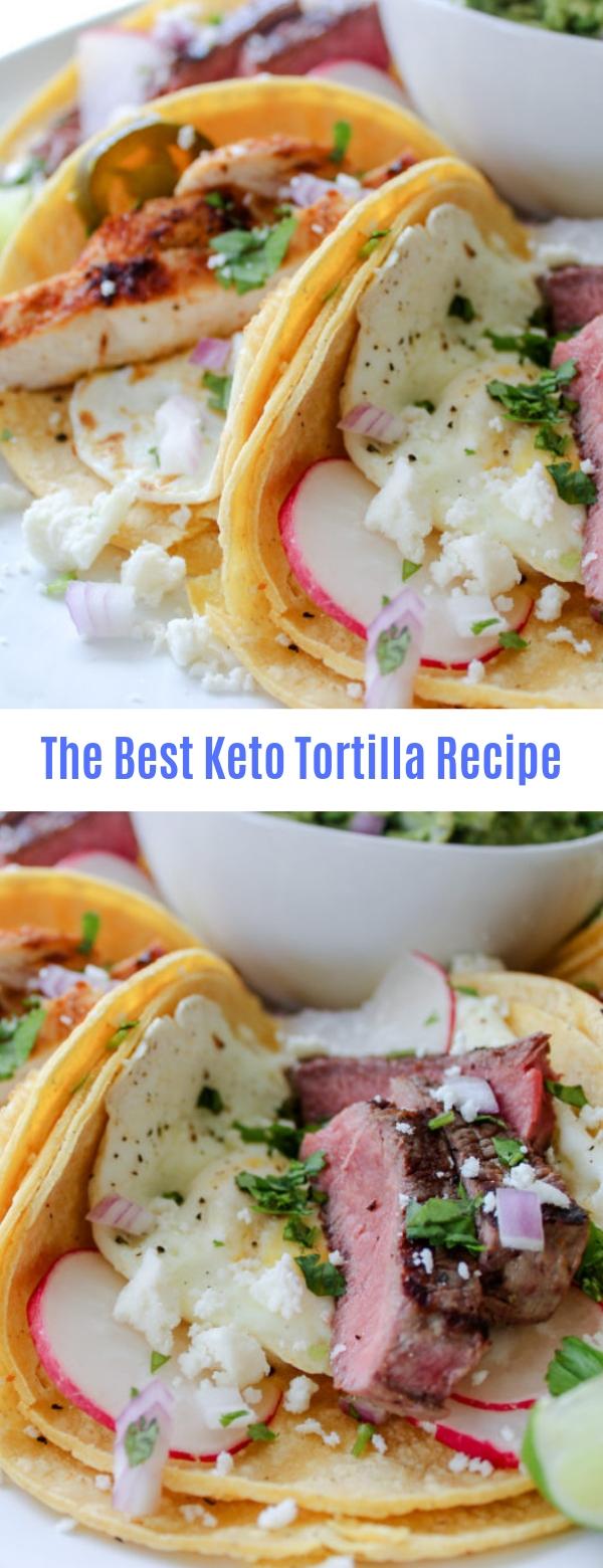 The Best Keto Tortilla corn Recipe