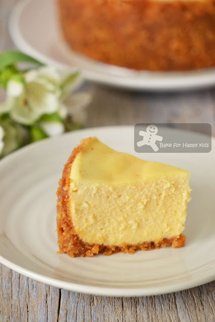 double twice baked London cheesecake Nigella Lawson