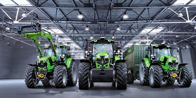 Deutz Fahr Tractors in Dubai United Arab Emirates