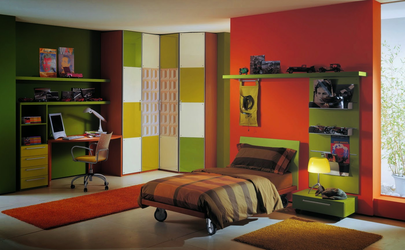 Wall Colour Inspiration: 15 Cool Wall Paint Colour Tips For Inspiration