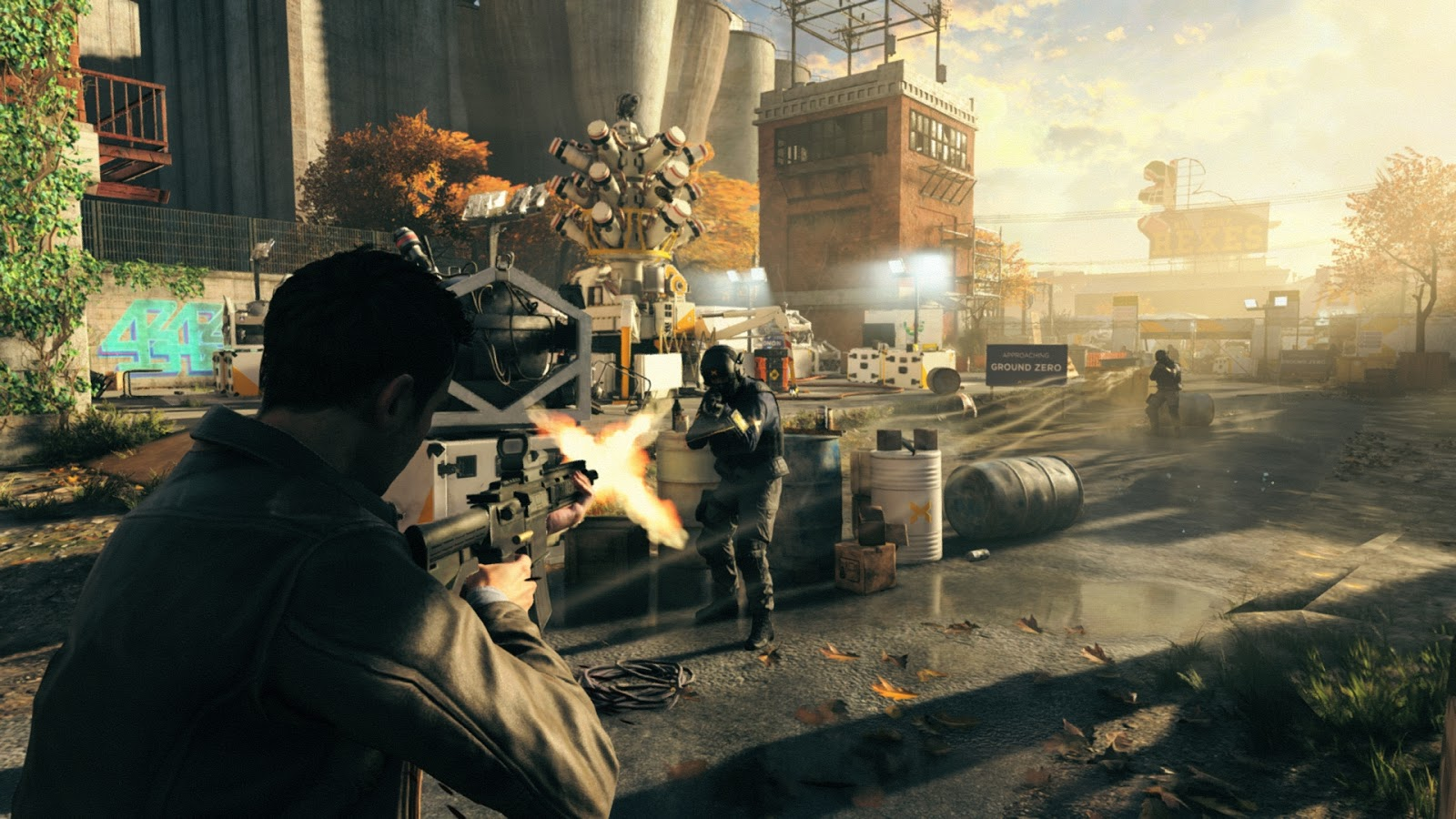 Quantum Break Free Download PC Games