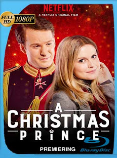 A Christmas Prince (2017) HD [1080p] Latino [GoogleDrive] SilvestreHD