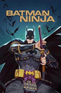 Nonton Batman Ninja (2018) subtitle indonesia