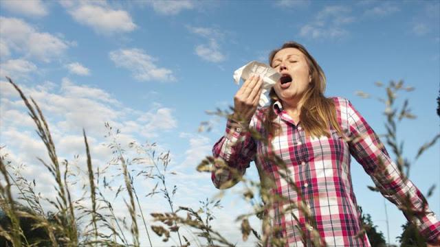 Científicos descubren la causa de alergia en un individuo