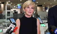 CHILD MOLESTER PREVENTED FROM FLYING OVERSEAS UNDER NEW LAWS - JULIE BISHOP