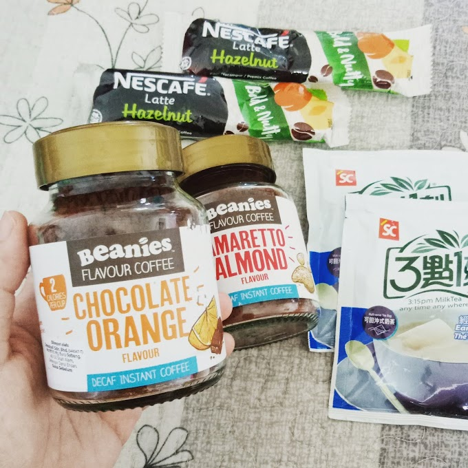 Review Beanies Flavoured Coffee