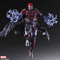 Magneto s'invite chez Square Enix...; magneto; marvel; square enix; bdocube; figurine; boutique