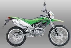 Kawasaki KLX BF