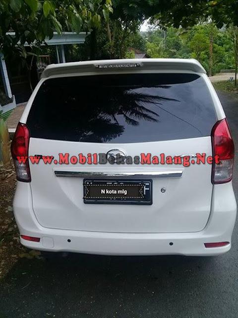 Daihatsu All New Xenia X tahun 2012 bekas