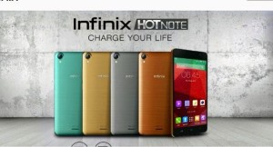 Spesifikasi Infinix Hot Note X551