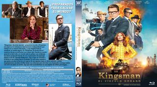 Kingsman 2: El Circulo Dorado BD