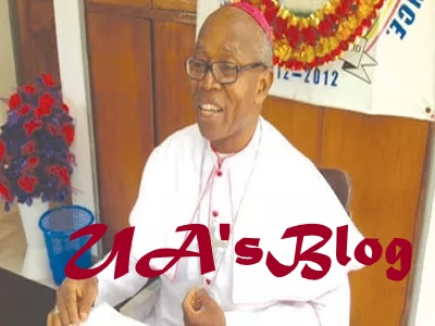 Okorocha's son-in-law can't be Imo gov –Archbishop