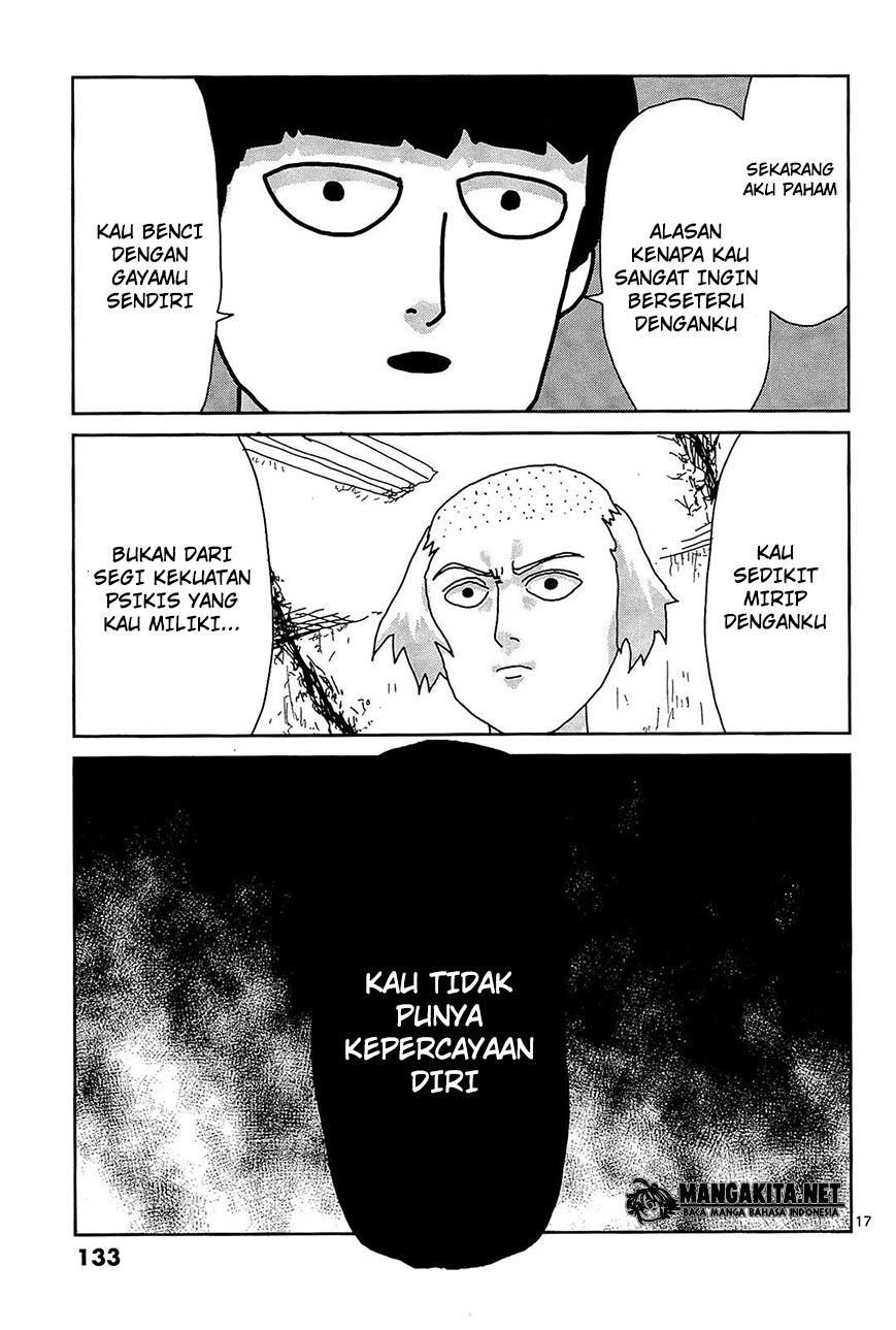 Mob Psycho 100 Chapter 16-16