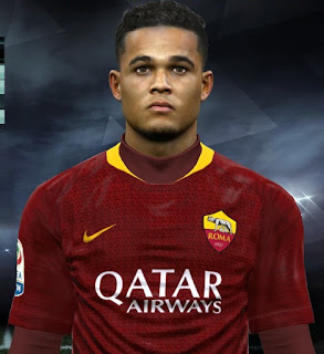 PES 2017 Faces Justin Kluivert by Facemaker Huseyn