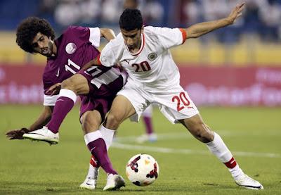 اهداف مباراة قطر والبحرين اليوم الاحد 28 اغسطس 2016 وملخص كورة يوتيوب نتيجة مباراة قطر اليوم في بطولة المنتخبات الاولمبية الخليجية