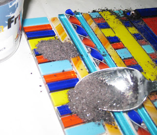 Fused Glass Frit Tutorial