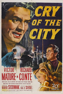 Watch Cry of the City (1948) movie free online