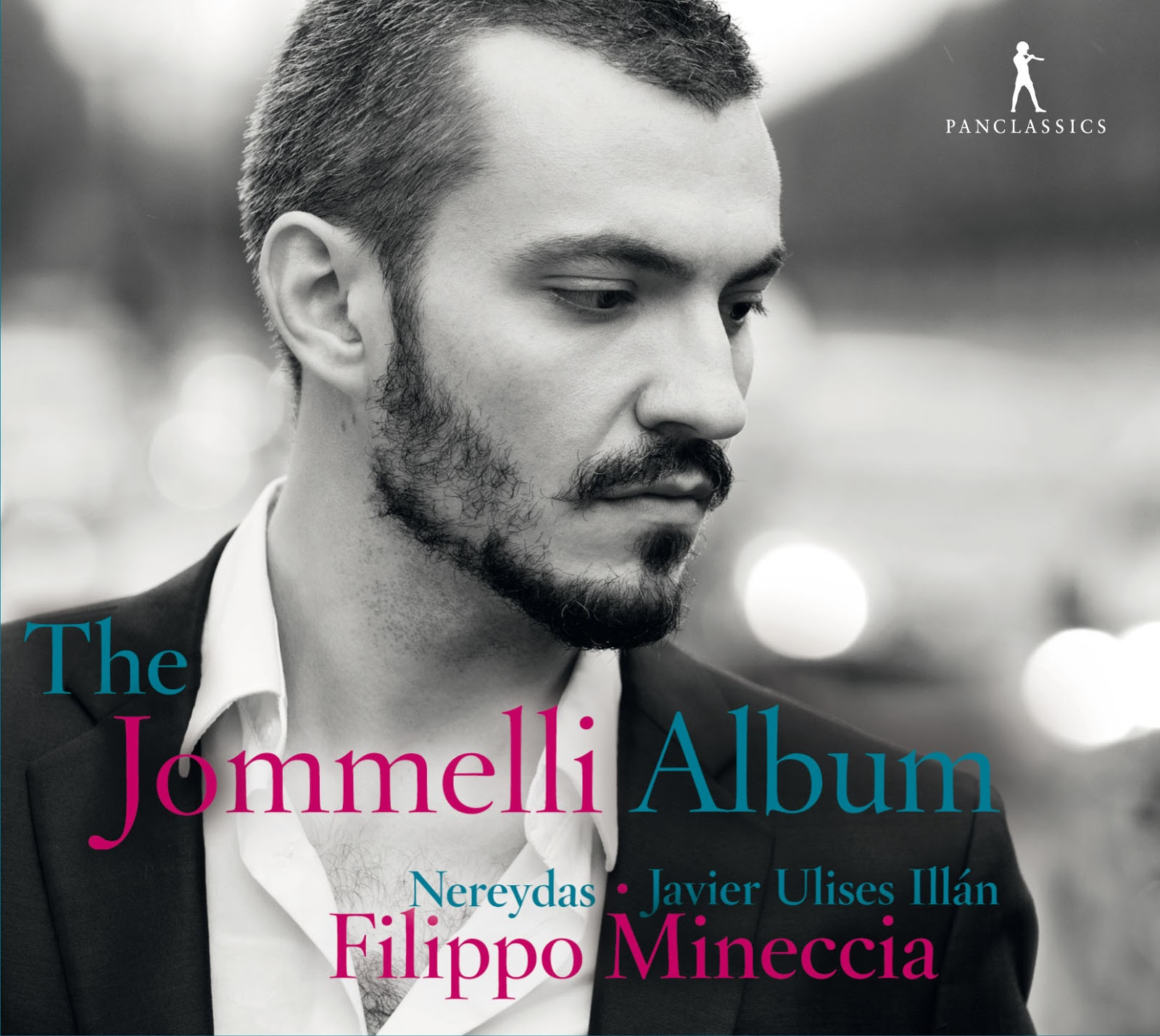 CD REVIEW: Niccolò Jommelli - THE JOMMELLI ALBUM (Pan Classics PC 10352)