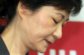 Ex-presidente da Coreia do Sul é presa sob acusação de suborno