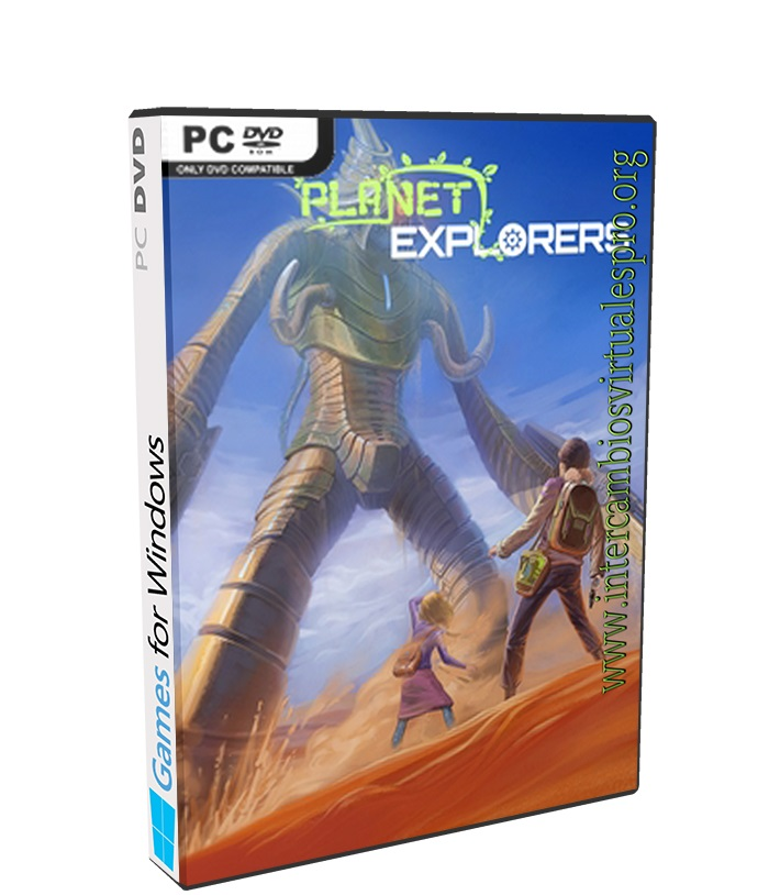 planet explorers poster box cover