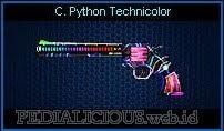 C. Python Technicolor