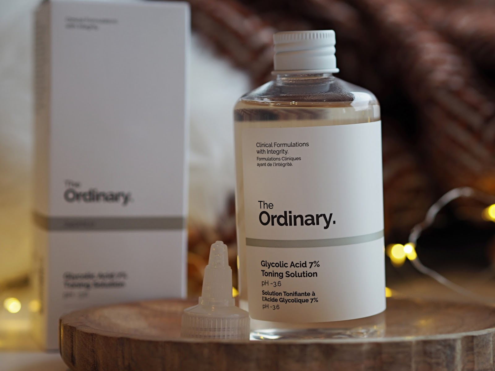 the ordinary glycol acid