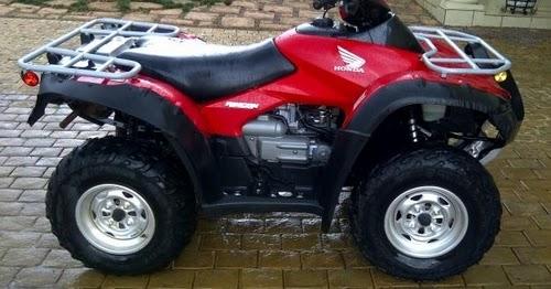 ATV Honda Repair Service Manual : 20062011 Honda Rincon