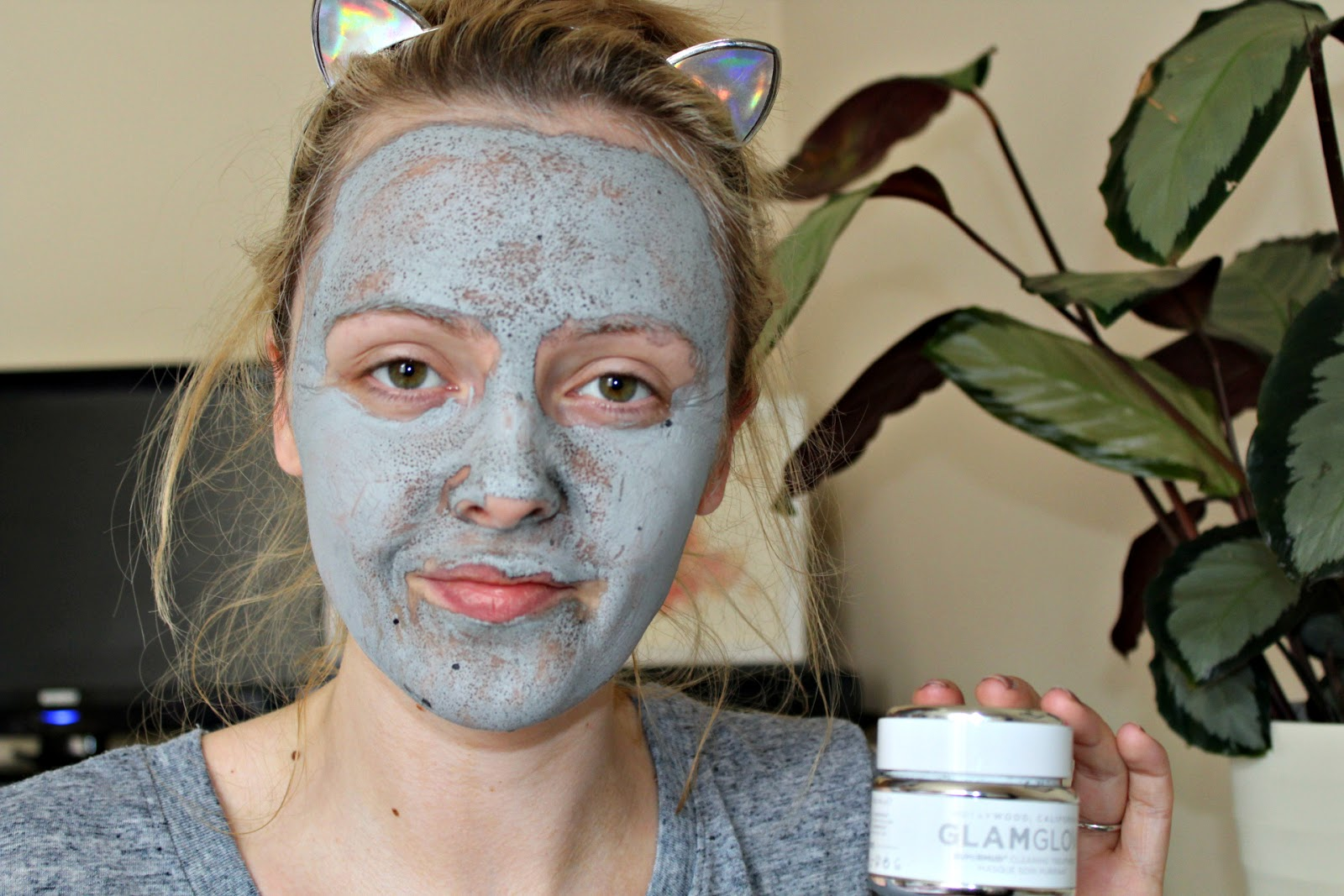 GlamGlow Supermud Clearing Treatment Post