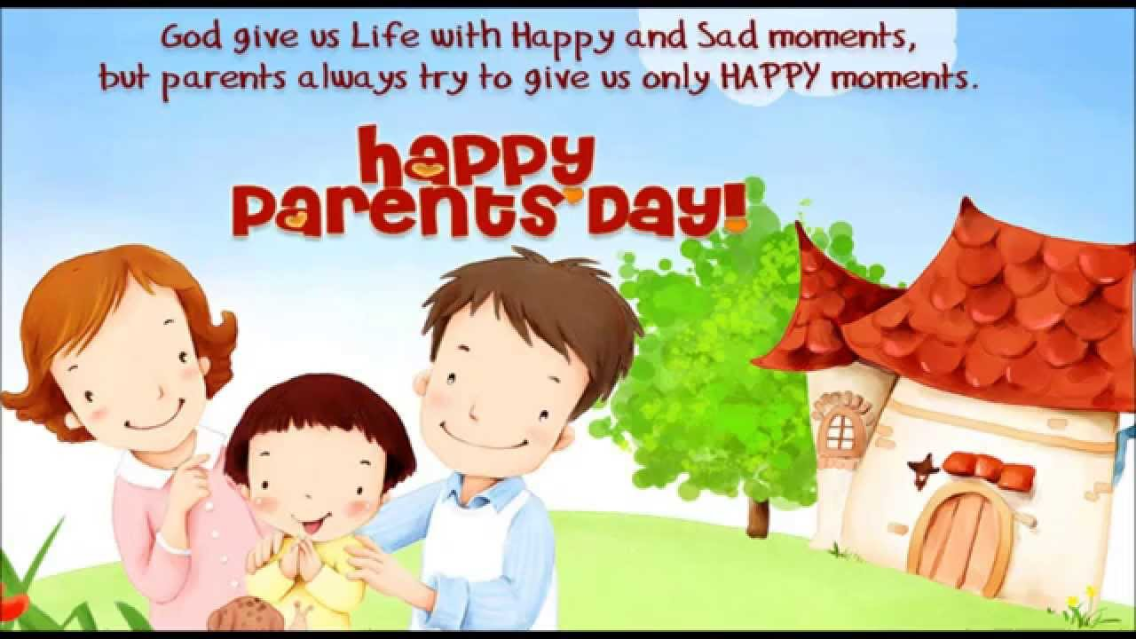 Happy Parents Day 2017 Quotes Whatsapp Status Images Wishes