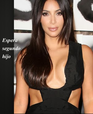 Kim Kardashian embarazo