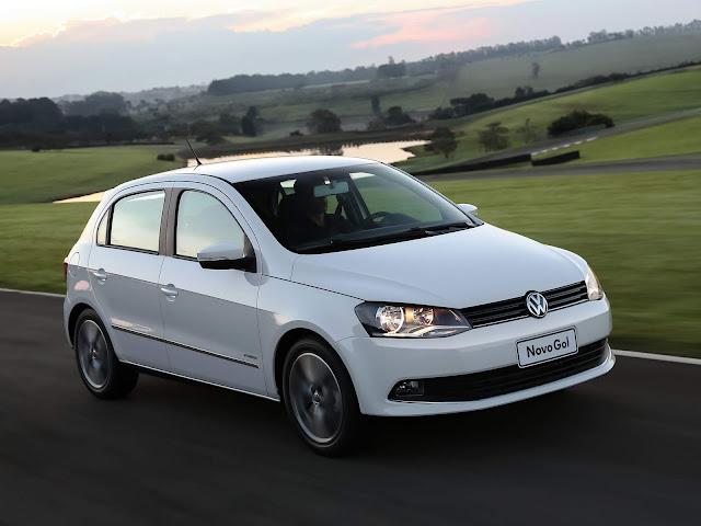 VW Gol 2012