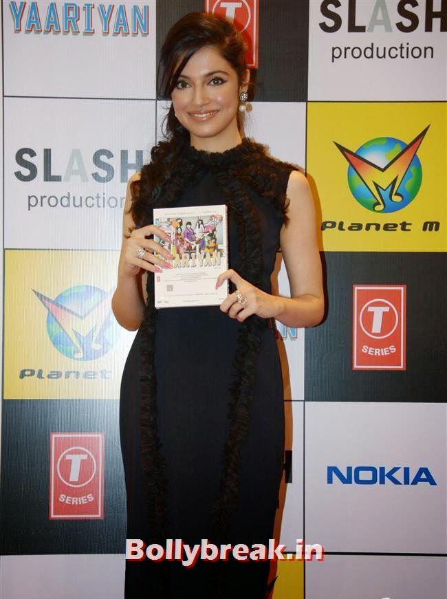 Divya Khosla, Divya Khosla at Yaariyan DVD Launch
