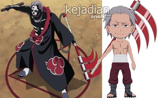 Hidan Hokage 7 Karakter Tokoh Naruto yang Pantas Kita Tiru