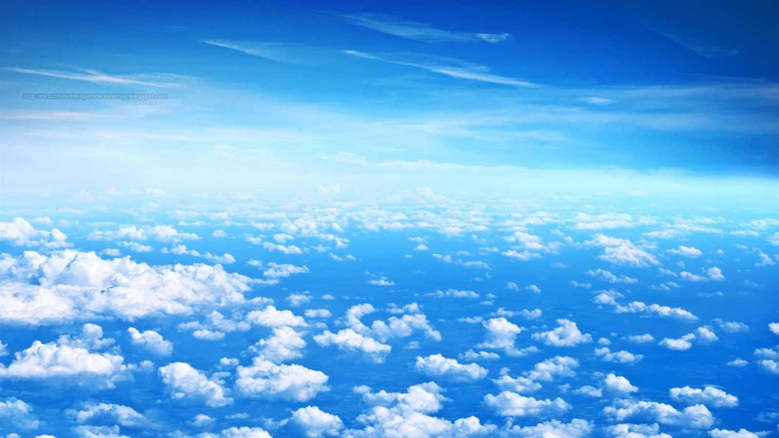 Download Pure Blue Sky Wallpaper Free Wallpapers Sky Image