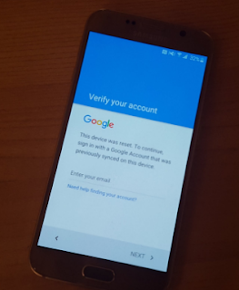 Cara Bypas Semua Android Smartphone Verifikasi Google Account