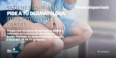 PAcientes-psoriasis infantil-maternidad-campaña