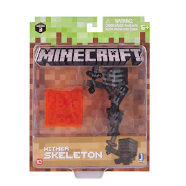 Minecraft Series 3 Wither Skeleton Overworld Figure