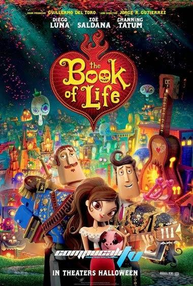 El Libro De La Vida DVDRip Latino