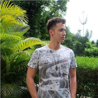 Foto Instagram Stefan William Terbaru
