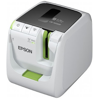 Epson LabelWorks LW-1000P Software Download