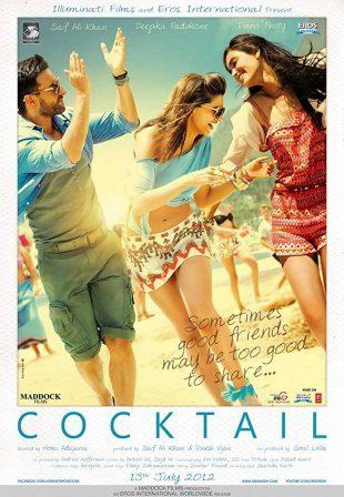 Cocktail 2012 Full Hindi Movie Download BRRip 720p