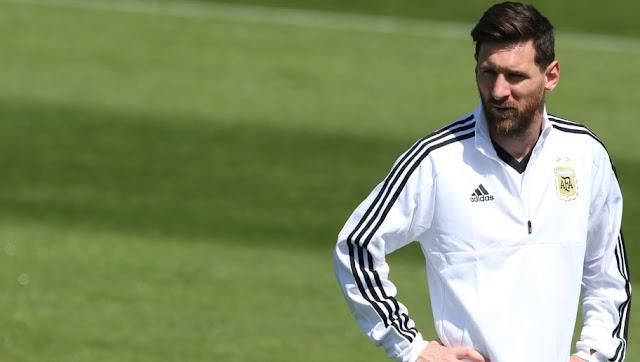 Messi glisse le nom d'un parisien aux dirigeants du Barça