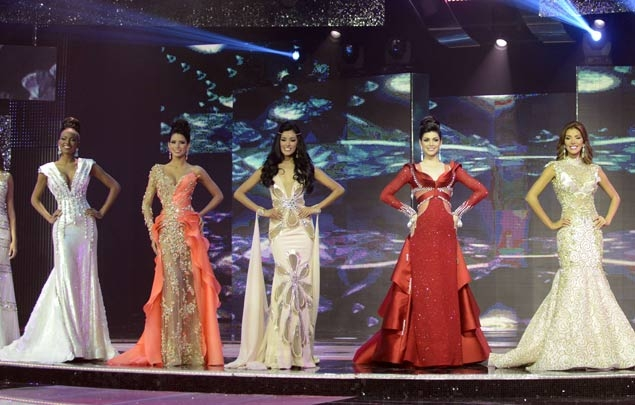 28060c9fee7e SASHES AND TIARAS.....Best Pageant Gowns of 2012 | Nick Verreos