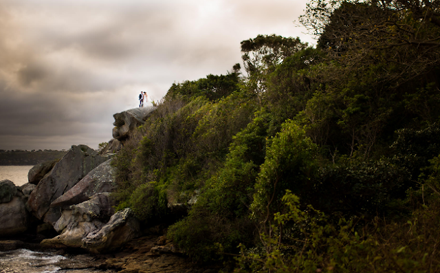 Watsons Bay Wedding Photography Locations