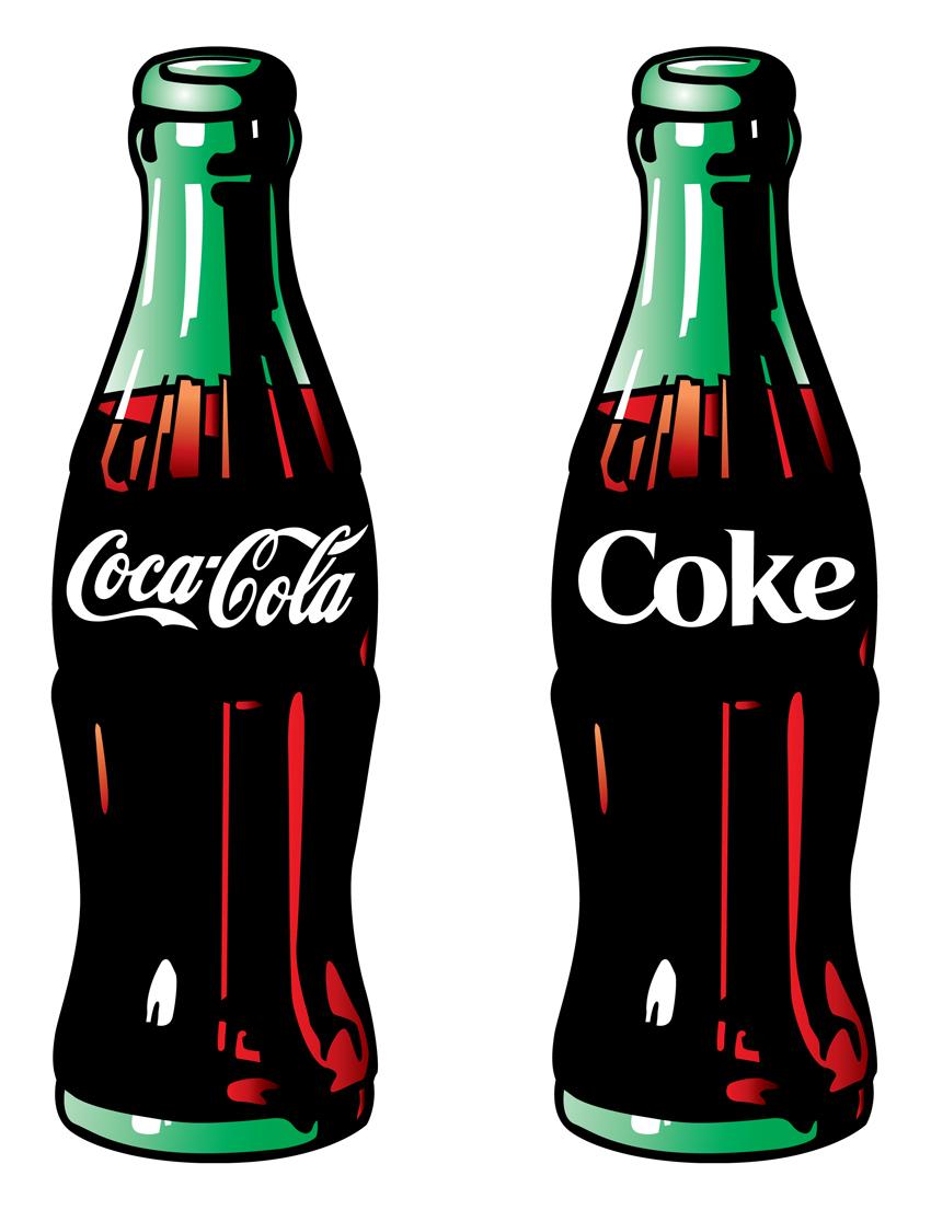 Image Manipulation: Coke and Sports minimalist ad -06  Coke