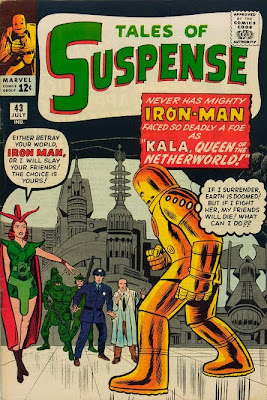 Tales of Suspense 43-KalaQueenofNetherworld