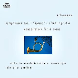 Symphonies 1 & 4 / Konzertstuck for 4 Horns