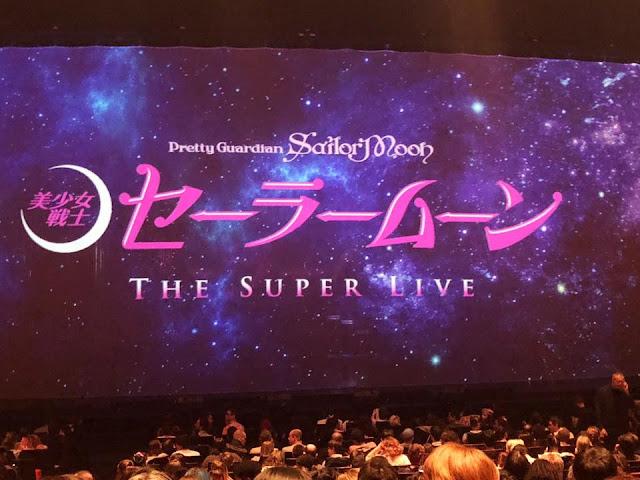Sailor Moon The Super Live en France